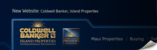 Island Properties Website