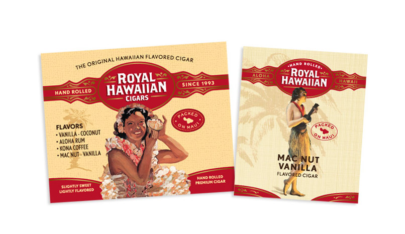 Royal Hawaiian Cigars